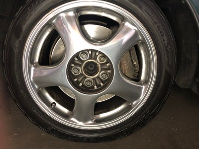 Supra Wheels - Before