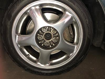 Supra Wheels - Before