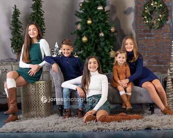 Gojcaj Family 2019