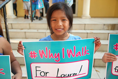 """03-18-15 """"Walk In My Shoes"""" Miami - Amigos For Kids by Omar Vega"""