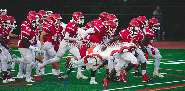 LHS Varsity Football vs Hamilton West