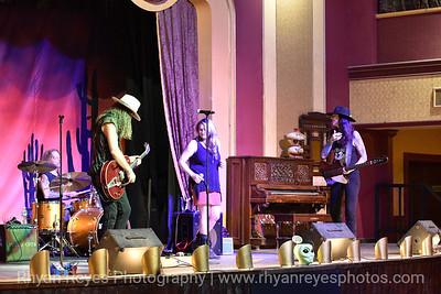 Ryan Chrys & The Rough Cuts Performance