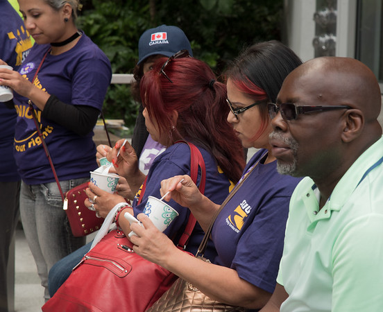 Justice for Janitors  June 16, 2017