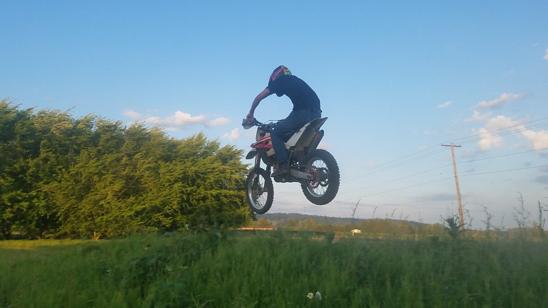 18-05-23 RIDING WITH DOMINICK