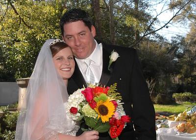 Annie and Chris Wedding.St.Augustine,Fl.