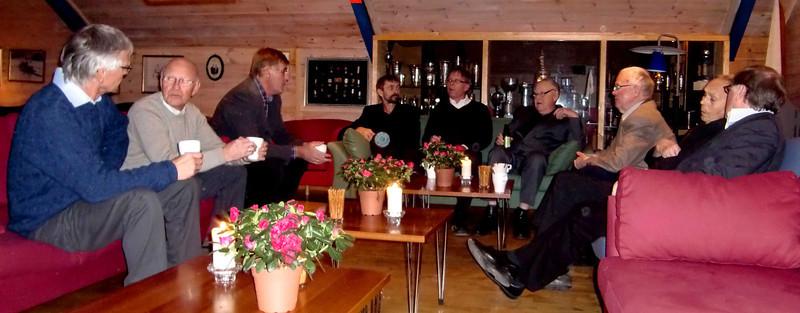 Olav, Svenn Olav, Rune, Jan Kåre, Arne, Magne, harald og Rommy