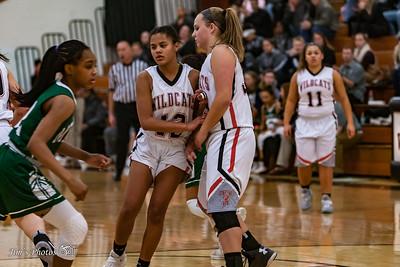 HS Sports - Verona Girls Basketball [d] January 20, 2018