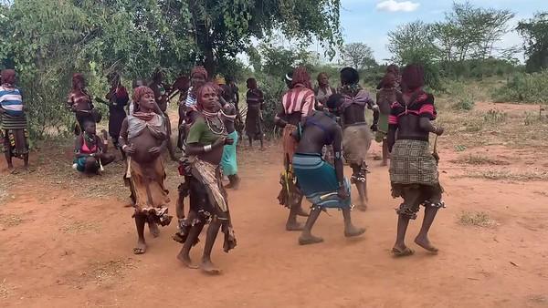 Ethiopian Dancing Video 2018