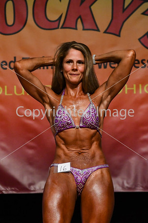 Fit Body Mom-Women's Open Physique Prejudging