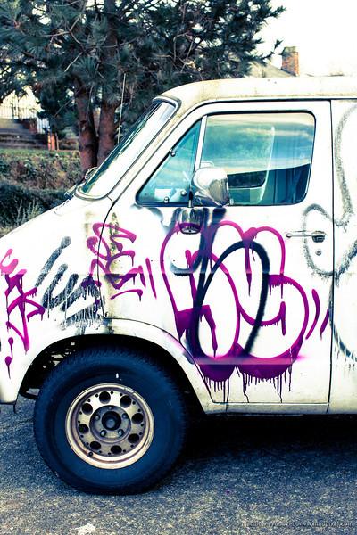 Woodget-130223-20130223163417--Family, graffiti, old - worn, truck, van, vandalism.jpg