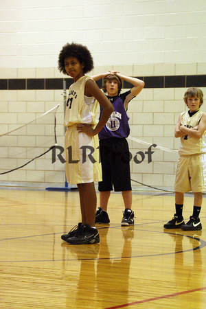 Select Basketball Team Cleburne 2009-10 Season