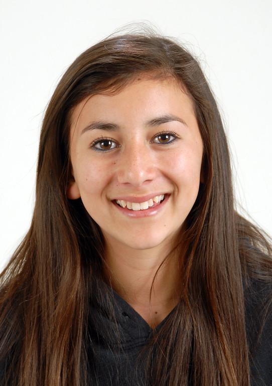 . Shannon Simon. RUHS soccer 4-11