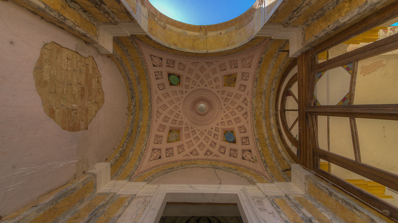 Urbex - Villa Colonna