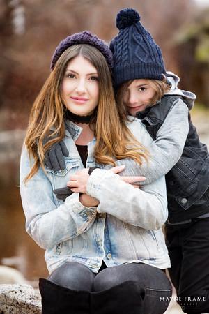Kellie & Hudson