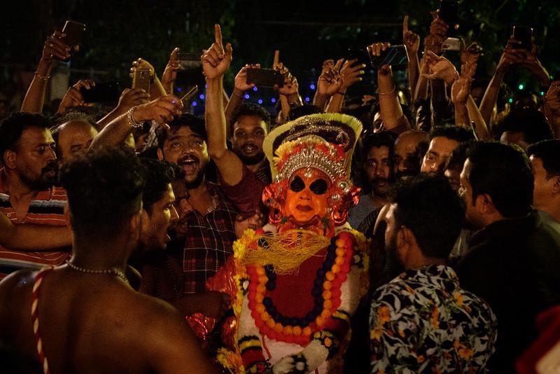 Bhairavan Theyyam