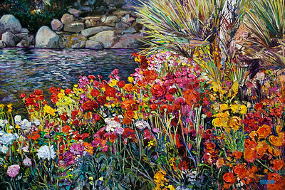 Floral & Garden Paintings