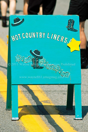 Hot Country Liners