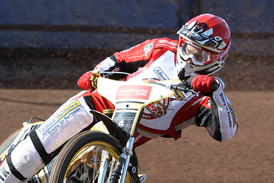 Glasgow Tigers 2015 action
