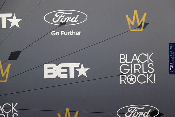 Black Girls Rock Red Carpet 2018