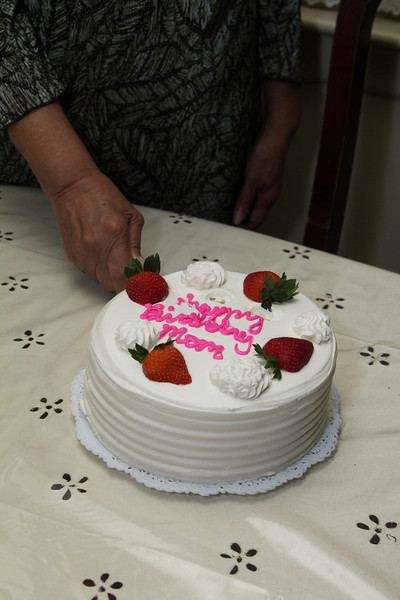 Amada's 78th Birthday