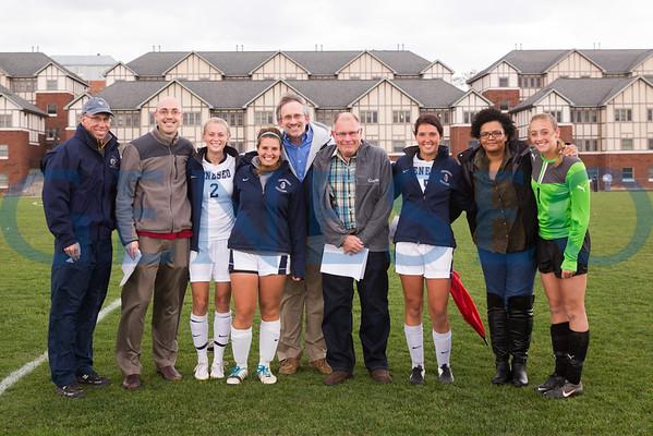 Women's Soccer vs. Elmira (Faculty Recognition)
