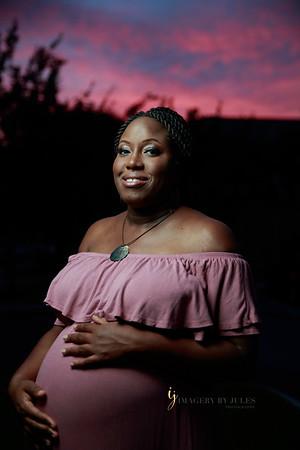 Marsha Stevens  Maternity Shoot