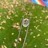 2.32ct Flat Oval Shape Diamond GIA J SI1 8