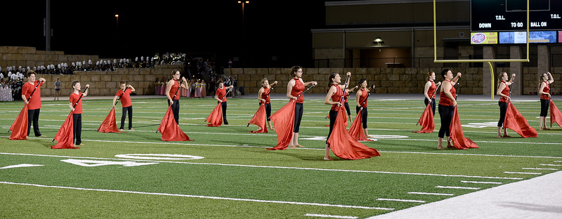 Cedar Park Middle School Color Guard