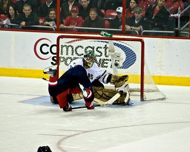 Caps vs Stars (3/4) shootout (March, 2010)