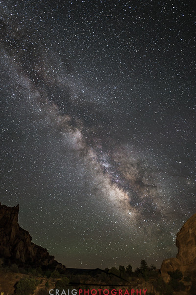 Moab Milky Way 3 Utah