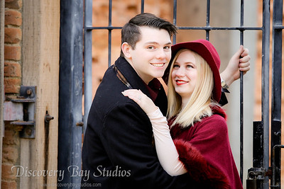 Terryn & Nick Engagement Shoot 01-15-2017