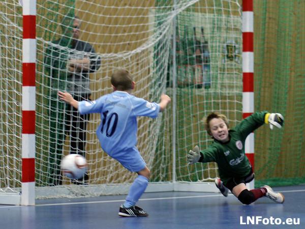 O 5.-8.místo: Ml. Boleslav 2003 - Luštěnice