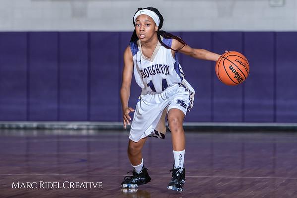 Broughton girls varsity basketball vs Millbrook. February 15, 2019. 750_7275