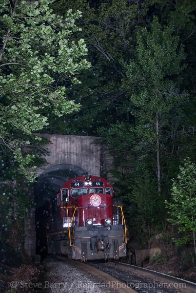 Arkansas & Missouri<br /> Winslow Tunnel, Winslow, Arkansas<br /> June 10, 2014