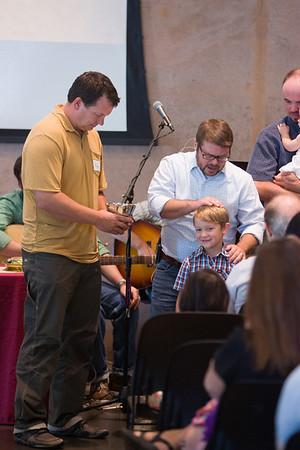 Baptisms 8-4-2013