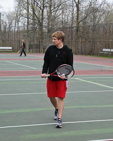 CHS JV Tennis