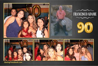 Francisco's 90th