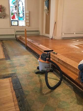 Askeaton Flooring Project