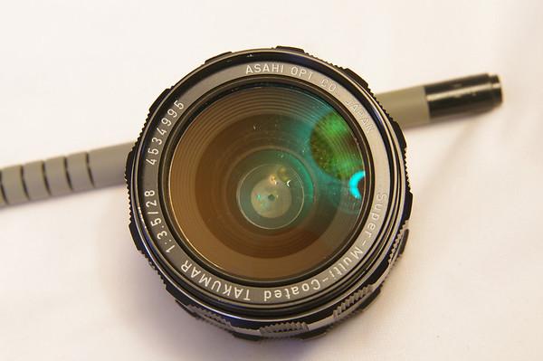 SMC Takumar 28mm f3.5