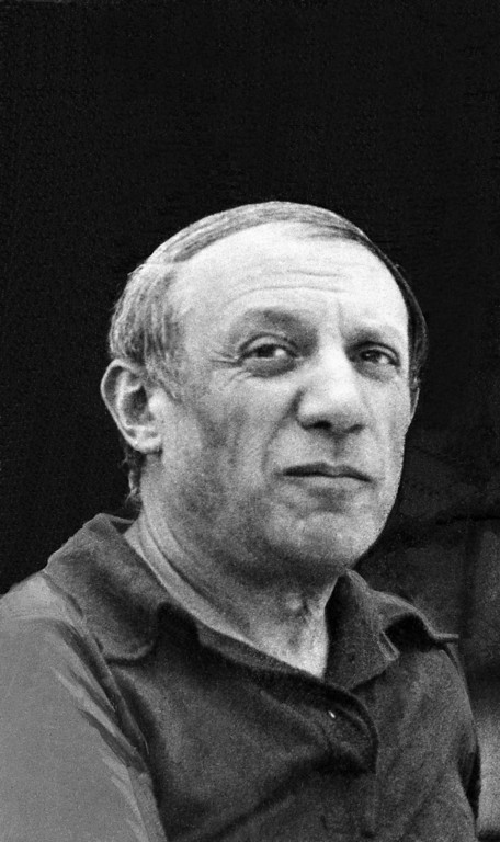 . Artist Pablo Picasso is shown in this undated photo. (AP Photo)