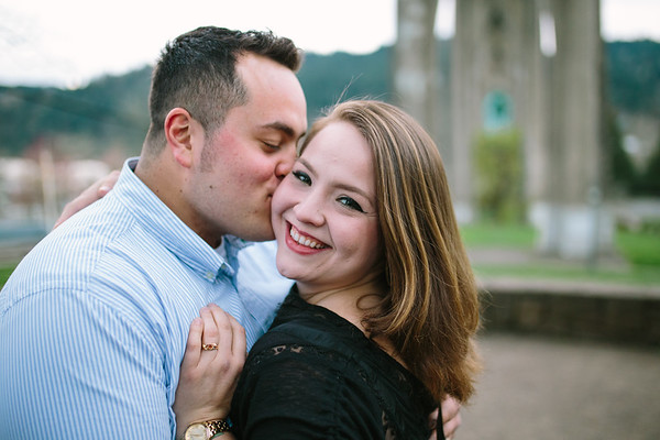 Molly & Christian | Cathedral Park