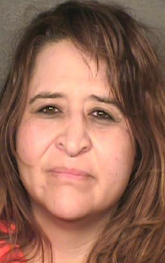 Description of . Donna Lopez, suspect for
