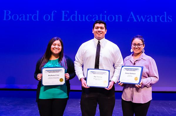 2018 Student Awards Ceremony