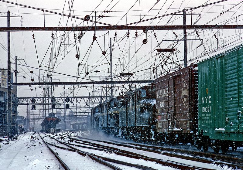 January 1967.  North Philadelphia.