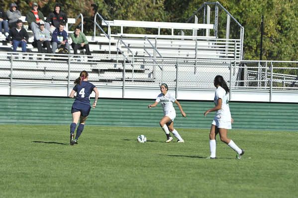 BABSON WOMENS SOCCER V SMITH 10.13.2012