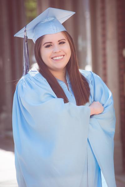 Angie Trujillo Graduation