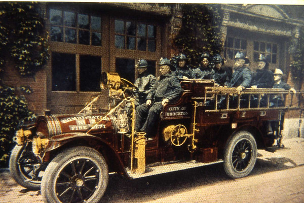 Pope Hartford apparatus of the 1910's