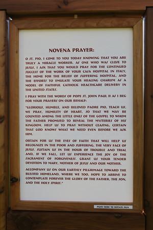 2020-11-04-Padre Pio Blessing