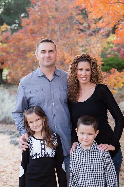 Martin Family 2015