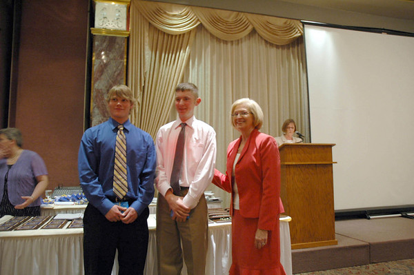 Baccalaureate 2010